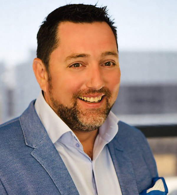 Brad Hay - National General Manager